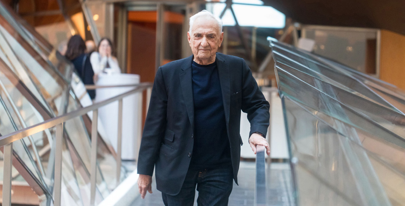 Happy Birthday Frank Gehry!